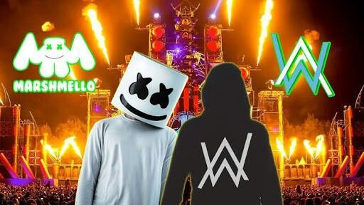 alan walker vs marshmello alan walker fanpop
