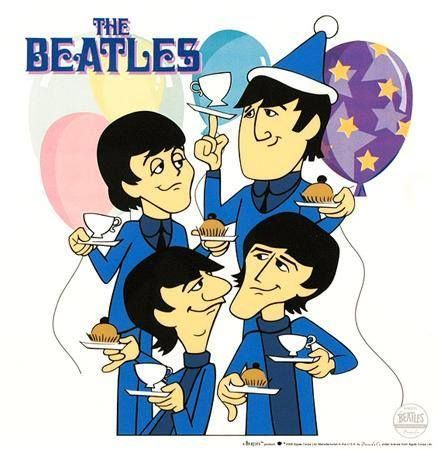 Which Beatles Birthday Card The Beatles Fanpop