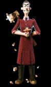 Mrs. Melisha Tweedy (Chicken Run, 2000)