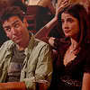 ted mosby and robin {himym}