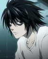 2 - L Lawliet   Death Note