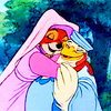 duo: Maid Marian & Lady Kluck