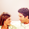 ross & rachel ↠ friends