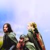 ➸ trio: aragorn, legolas, gimli