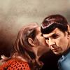 ➸ duo: spock & the romulan commander