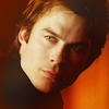 7- Damon Salvatore {The Vampire Diaries}