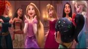 No way in heck shall Princess Elise be a 迪士尼 Princess.