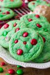 Making biscotti, cookie