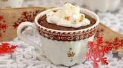 Making hot Cioccolato