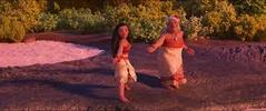 Moana was named by her Grandmother