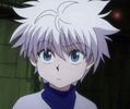 Currently watching: Killua Zoldyck | Hunter x Hunter