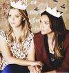 Pretty Little Liars; Emily & Alison
