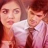 Pretty Little Liars; Aria & Ezra
