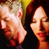 Grey's Anatomy; Mark & Lexie
