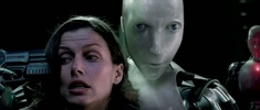 AI Robots attempt taking control over humanity (like in 'I, Robot')