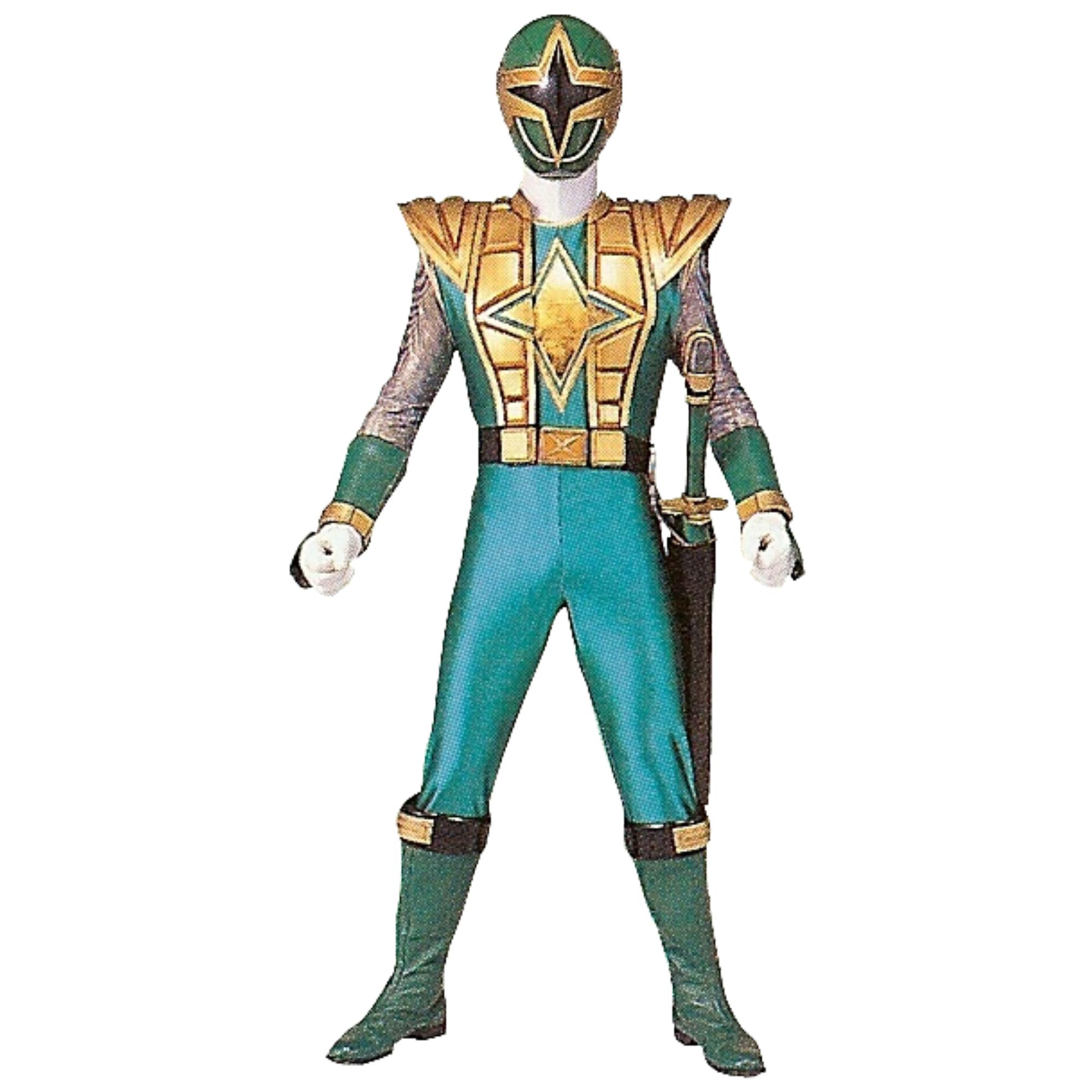 Favorite Ninja Storm Ranger Costume? - The Power Rangers