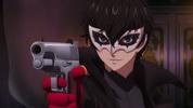 7. Ren Amamiya/Joker (Persona 5: The Animation)
