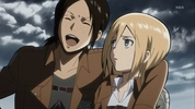 Ymir and Historia | Attack on Titan