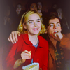harvey + sabrina {the chilling adventures of sabrina}