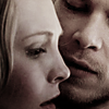klaus + caroline {the vampire diaries}