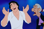 Prince Eric's mother