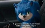 Realistic Sonic The Hedgehog.