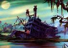 ★ Madame Medusa's Riverboat in Devil's Bayou ★