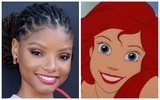 Great, I'm sure she'll be great as Ariel