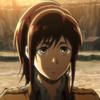 9. Sasha Braus (Attack on Titan)