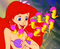 "★ Princess Ariel from ""The Little Mermaid"" (1989) ★"