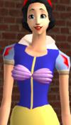 Alana as Snow White
