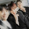 Rap line (RM, Suga, Jhope)