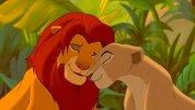 King Simba and reyna Nala