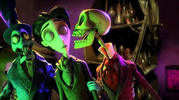 Remains of the siku from Corpse Bride