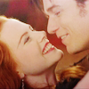 couple ➤ christian & satine ;; moulin rouge