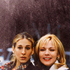 friendship ➤ carrie & samantha ;; sex and the city / the carrie diaries
