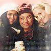 friendship ➤ bonnie, elena & caroline ;; the vampire diaries