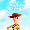 male ➤ sheriff woody ;; toy story