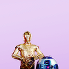 → c3po and r2d2