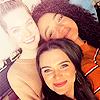 Aisha Dee, Katie Stevens & Meghan Fahy