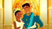 Couple: Tiana and Naveen