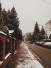 Winter activities.