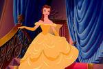 Dancing dress - Belle's yellow dress