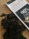 90% Cocoa.