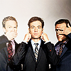 Barney, Ted & Marshall (How I Met Your Mother)