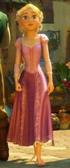 My most beautiful Revival DP body: Rapunzel's