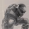 Have Falcon's suit