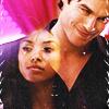 Bonnie & Damon (The Vampire Diaries)