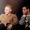 Ben Hardy & Rami Malek