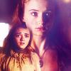 {Rana&Holly} Sansa & Arya
